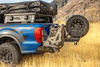 Expedition One Range Max Ford Ranger 2019-2020 Dual Swing-Out Rear Bumper FORDRNGR-2019+-RB-DSTC-PC