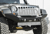 Lod Offroad Destroyer Front Bumper Jeep Wrangler JK 2007-2017 Full-Width Without Bull Bar Guard JFB0721