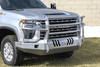 Throttle Down Kustoms BGRIL2020CH Chevy Silverado 2500HD/3500 2020 Front Bumper Grille Guard