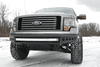 DV8 Offroad Ford F-150 2009-2014 Front Bumper Baja Style FBFF1-04