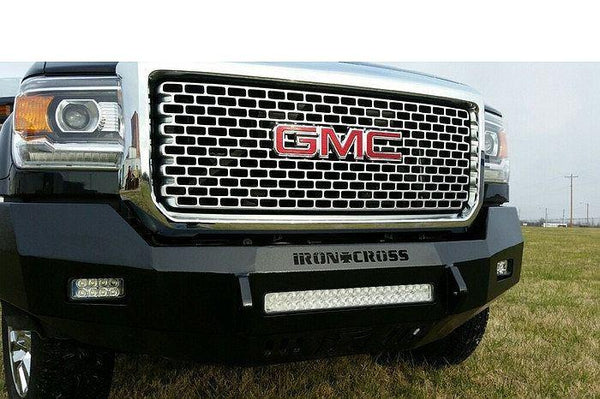 Iron Cross 15-16 GMC Sierra 2500/3500 Front Bumper 40-325-15 - BumperOnly