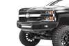 Iron Cross 40-525-20-MB Chevy Silverado 2500/3500 2020 Low Profile Front Bumper Matte Black