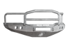 Road Armor 407R5Z-NW 2006-2008 Dodge Ram 1500 Front Bumper, Raw, Lonestar Guard, Stealth Series, Square Fog Light Hole, Non-Winch
