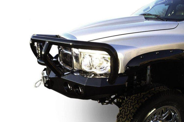 Road Armor 44032B Stealth Winch Front Bumper 2002-2005 ...