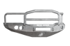 Road Armor 44075Z-NW 2006-2008 Dodge Ram 1500 Front Bumper, Raw, Lonestar Guard, Stealth Series, Round Fog Light Hole, Non-Winch