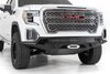ADD F471423030103 GMC Sierra 1500 2019-2020 Stealth Fighter Front Bumper with Sensor Cutouts Winch Ready