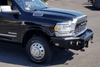 Buckstop D190A7 Dodge Ram 2500/3500 2020 No Grill Front Bumper Winch Ready With Tow Hooks