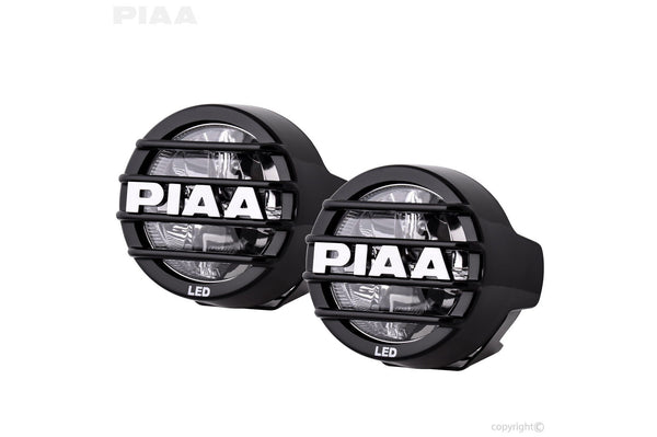 PIAA 5372 LP530 3.5'' LED Driving Light Kit - BumperOnly