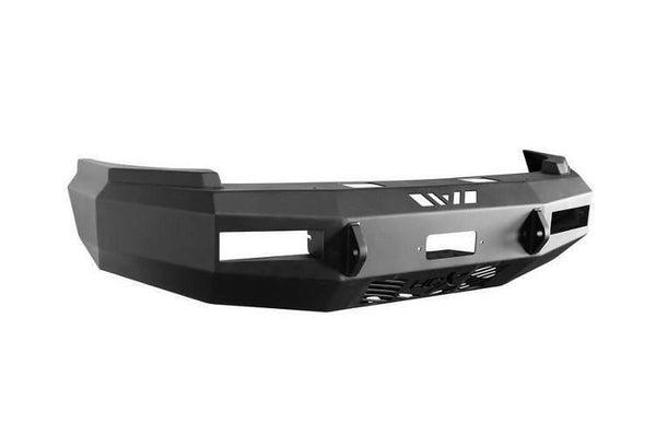 Westin 58-16062R Dodge Ram 2500/3500 2006-2009 HDX Front Bumper Winch Ready Raw Finish - BumperOnly