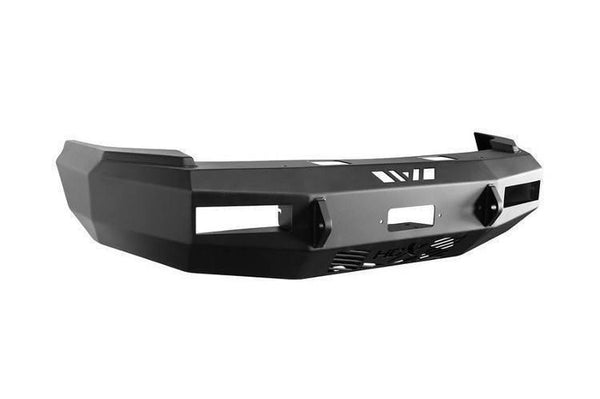 Westin 58-171415 Toyota Tundra 2014-2021 HDX Front Bumper Winch Ready Textured Black Finish