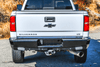 Westin 58-341155 GMC Sierra 2500/3500 2015-2019 HDX Bandit Rear Bumper Black Finish