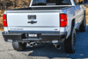 Westin 58-341155 Chevy Silverado 1500 2014-2019 HDX Bandit Rear Bumper Black Finish