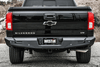 Westin 58-421005 Chevy Silverado 1500 2014-2018 Pro-Series Rear Bumper Black Finish