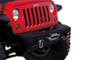 Warrior 597 Rock Crawler Jeep Wrangler JK Front Bumper 2007-2018