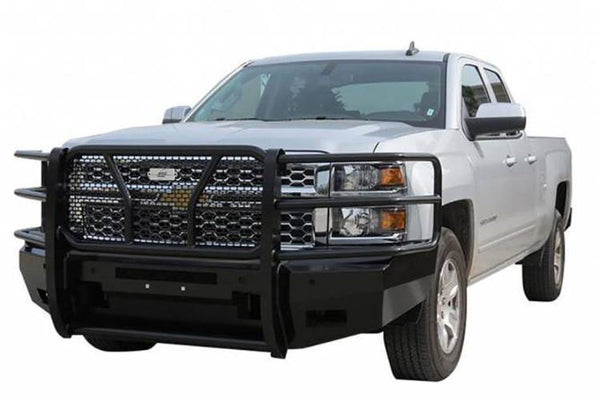 Steelcraft 60-10440 HD Elevation Chevy Silverado 2500/3500 Front Bumper 2015-2018
