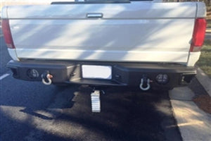 Ford F250/F350 Super Duty Rear Bumpers Past-1998