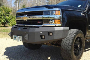 1999-2002 Chevy 2500 Front Bumper | BumperOnly com