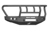 Road Armor 617F2B-NW 2017 Ford F250/F350 Superduty Stealth Front Bumper Black