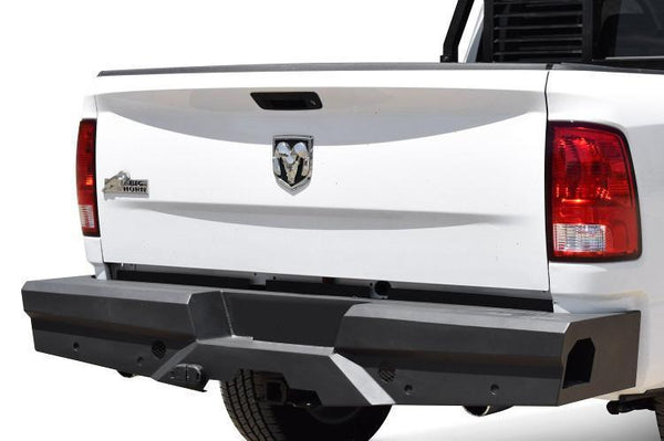 Steelcraft Elevation HD Rear Bumper Dodge Ram 2500/3500 2010-2020 65-22260