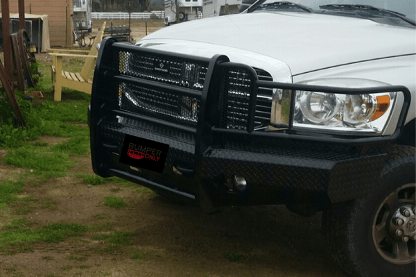 Ranch Hand FSD061BL1 2006-2009 Dodge Ram 2500/3500 Summit Series Front Bumper
