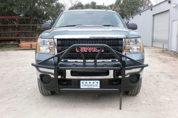 Frontier 700-31-1006 Xtreme GMC Sierra 2500/3500 HD 2011 - 2014 Grille Guard - BumperOnly
