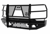 Ranch Hand FBC201BLRC 2020-2021 Chevy Silverado 2500HD/3500HD Legend Series Front Bumper (Accommodates Front Camera)