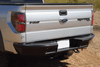 ADD R011021280103 2011-2014 Ford Eco-Boost F150 Stealth Fighter Rear Bumper with Dually Light Mounts