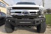 Hammerhead 600-56-0670 Ford F450/F550 Superduty 2017-2020 Front Bumper Low Profile No Brushguard