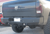 Steelcraft Dodge Ram 1500 2009-2018 Fortis Rear Bumper 76-22260