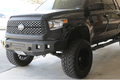 Steelcraft Toyota Tacoma 2016-2020 Fortis Front Bumper  Non-Winch HD Lines 71-13420