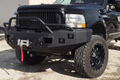 Hammerhead 600-56-0089 Ford Excursion 2000-2004 Front Bumper Winch Ready Pre-Runner