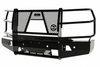 Ranch Hand FSC201BL1C 2020 Chevy Silverado 2500HD/3500HD Summit Series Front Bumper (Accommodates Camera)