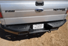 ADD R011231280103 2009-2014 Ford F150 Stealth Fighter Rear Bumper with Dually Light Mounts and Back Up Sensor Cut Outs