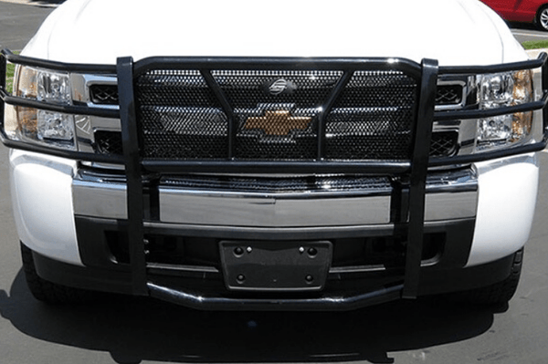 Steelcraft HD Front Grille Guard Chevy Silverado 1500 2007-2013 50-0320