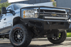 ADD F297335010103 Chevy Silverado 2500/3500 2011-2014 Honeybadger Rancher Front Bumper with Light Mounts