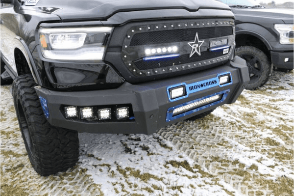 Iron Cross 60-425-17 Ford F250/F350 Superduty 2017-2019 Hardline Front Bumper Without Push Bar