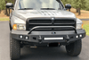 Hammerhead 600-56-0486 Dodge Ram 2500/3500 1994-2002 Front Bumper Low Profile Pre-Runner