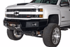 Iron Cross 1999-2002 Chevy Silverado 1500 HD Front Bumper 20-515-99 Winch Ready Base