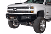 Iron Cross 2003-2006 Chevy Silverado 1500 HD Front Bumper 20-515-03 Winch Ready Base