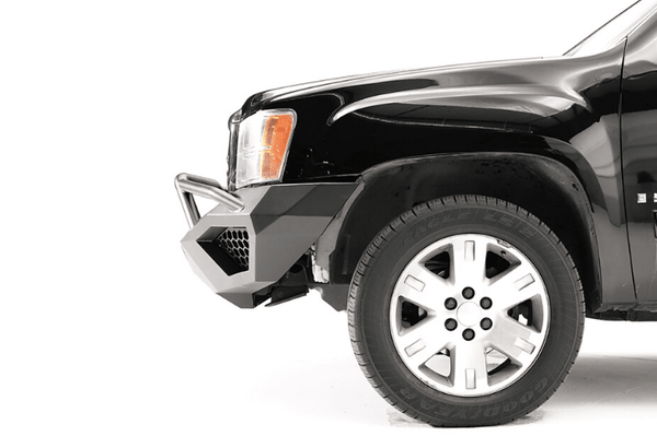 Fab Fours CS07-D2052-1 Chevy Silverado 1500 2007-2013 Vengeance Front Bumper with Pre-Runner Guard