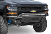 ADD F363842940103 Chevy Silverado 1500 2014-2018 Lite Front Bumper with Top Hoop