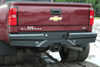 Steelcraft Elevation HD Rear Bumper GMC Sierra 2500/3500 2011-2019 65-20410