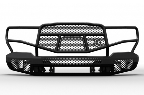 Ranch Hand MFT14HBM1 2014-2021 Toyota Tundra Midnight Series Front Bumper with Grille Guard