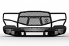 Ranch Hand MFT16MBM1 2016-2021 Toyota Tacoma Midnight Series Front Bumper with Grille Guard