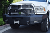 Steelcraft Elevation HD Bullnose Front Bumper Dodge Ram 2500/3500 2010-2018 70-12260