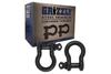 "3/4"" D Ring Shackles - Bumperonly"