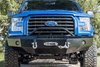 Iron Cross 1999-2002 Chevy Silverado 1500 HD Front Bumper 22-515-99 Winch Ready Push Bar