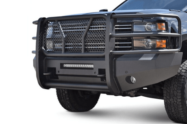 Steelcraft Elevation HD Front Bumper Chevy Silverado 2500/3500 2015-2019 60-10440