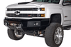 Iron Cross 1992-1996 Ford F150/250/350 Superduty HD Front Bumper 20-415-92 Winch Ready Base