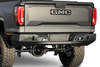 ADD R441101280103 GMC Sierra 1500 2019-2021 Stealth Fighter Rear Bumper with Exhaust Tips